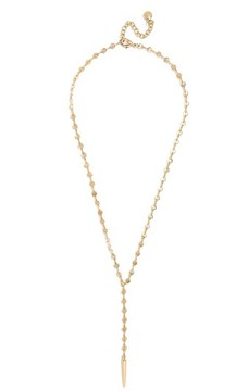 BaubleBar Women's Claire Y-Necklace
