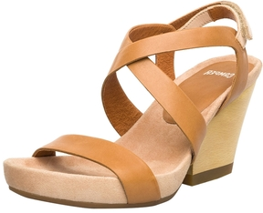 Camper Women's Allegra Leather High Heel Sandal