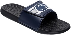 NCAA Men's Forever Collectibles Penn State Nittany Lions Legacy Slide Sandals