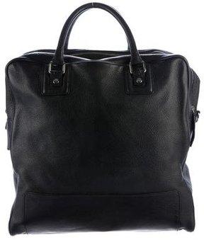 Dolce & Gabbana Grain Leather Satchel