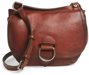 Frye Amy Leather Crossbody