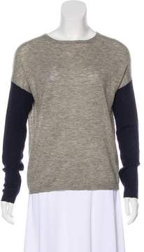 Brochu Walker Wool Two-Tone Sweater