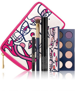 Estee Lauder Limited Edition Pink Ribbon Knockout Eyes Collection