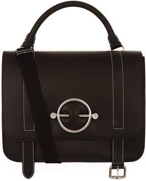 J.W.Anderson Leather Disc Satchel Bag