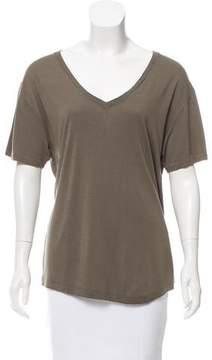 BLK DNM Short Sleeve V-Neck T-Shirt