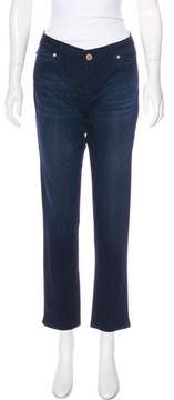 DL1961 Mid-Rise Straight-Leg Jeans