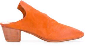 Marsèll closed toe mules