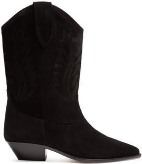 Etoile Isabel Marant Dallin leather Western boots