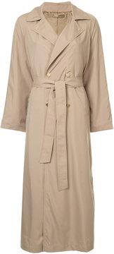 CITYSHOP oversized trench coat