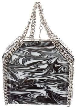 Stella McCartney Marbled Falabella Box Bag