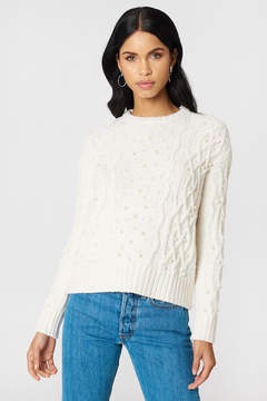 NA-KD Na Kd Pearl Knitted Sweater