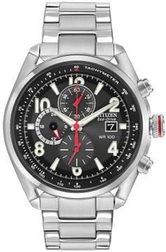 Citizen CA0368-56E Men's Watch Silver 45mm Stainless Steel