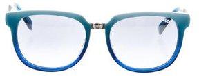 Emilio Pucci Gradient Ombré Sunglasses