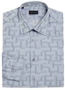 Pal Zileri Regular-Fit Barcode Dress Shirt