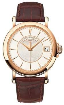 Patek Philippe Calatrava 5153R-001 18K 38mm Rose Gold Watch