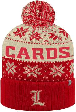 Top of the World Adult Louisville Cardinals Subarctic Beanie