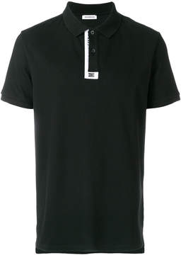 Dirk Bikkembergs classic polo shirt
