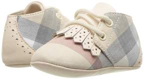 Burberry NB Lace-Up Shoe Kid's Shoes