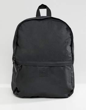 Asos Backpack In Black