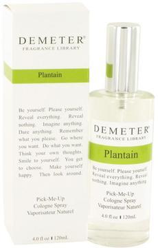 Demeter Plantain Cologne Spray for Women (4 oz/118 ml)