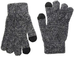 Steve Madden Marled I Touch Gloves Extreme Cold Weather Gloves