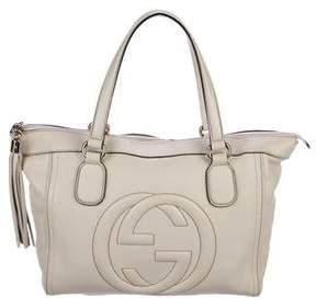Gucci Small Soho Leather Tote