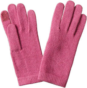 Portolano Women's Cashmere Tech Gloves