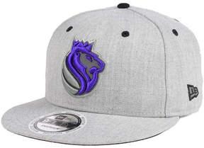 New Era Sacramento Kings Total Reflective 9FIFTY Snapback Cap
