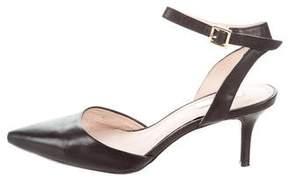 Louise et Cie Pointed-Toe Ankle Strap Pumps