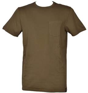 Parajumpers Men's Green Cotton T-shirt.