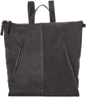 Steven Alan Black Remi Leather Backpack