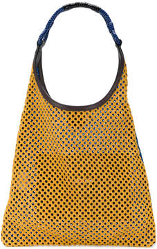 Marni perforated tote bag