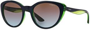 Vogue VO2963S 53mm Cat-Eye Gradient Sunglasses
