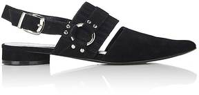 Opening Ceremony Women's Alex Suede Slingback Flats