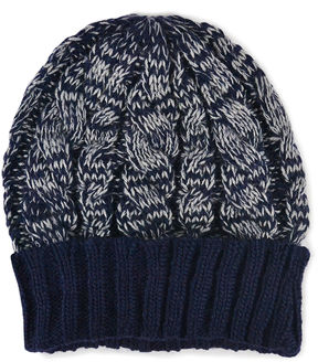 Muk Luks Cable Knit Beanie