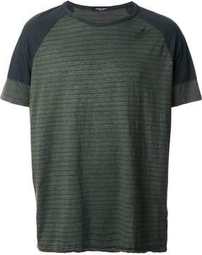 Roberto Collina 'Overdyed Military' T-shirt
