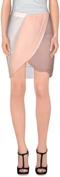 Alice McCall Knee length skirts