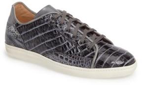 Mezlan Men's Hickman Genuine Crocodile Sneaker