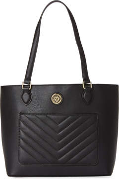 Anne Klein Quilted Pocket Tote