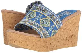 Sbicca Salice Women's Wedge Shoes