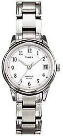 Timex Ladies' Classic Stainless Steel BraceletWatch
