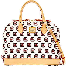 Dooney & Bourke NCAA University of S. CarolinaZip Zip Satchel - ONE COLOR - STYLE