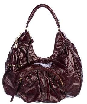 Botkier Patent Leather Hobo