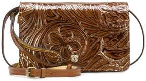 Patricia Nash Francia Tooled Leather Crossbody