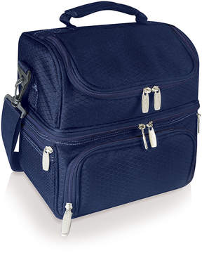 Picnic Time Navy Pranzo Insulated Lunch Box