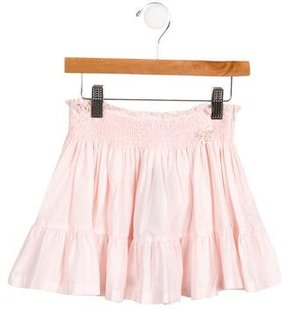 Tartine et Chocolat Girls' Gathered A-Line Skirt w/ Tags