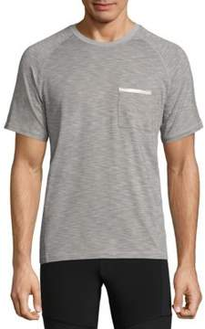 MPG Ignite 2.0 Striped Pocket Tee
