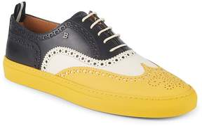 Bally Men's Hernest Lace-Up Leather Sneakers