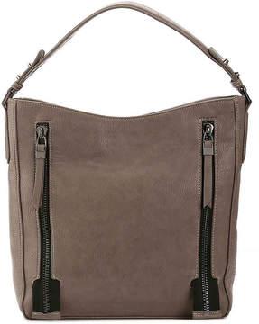 Sondra Roberts Double Zip Hobo Bag - Women's