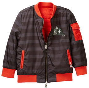 Sovereign Code Boogie Reversible Bomber Jacket (Baby Boys)